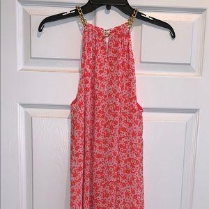 Michael Kors High Low Dress